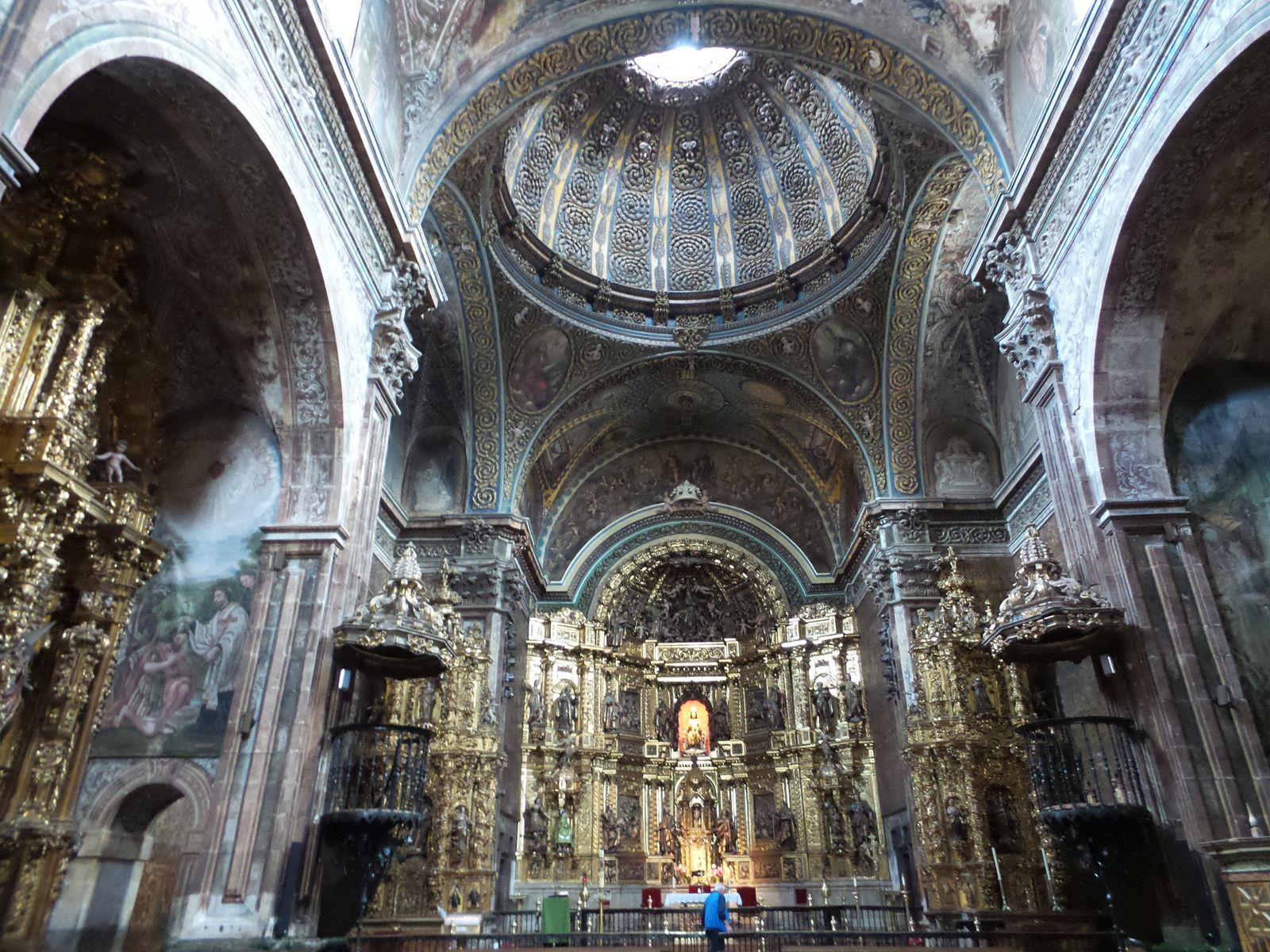 Église à Los Arcos XIIe - XIXe siècle