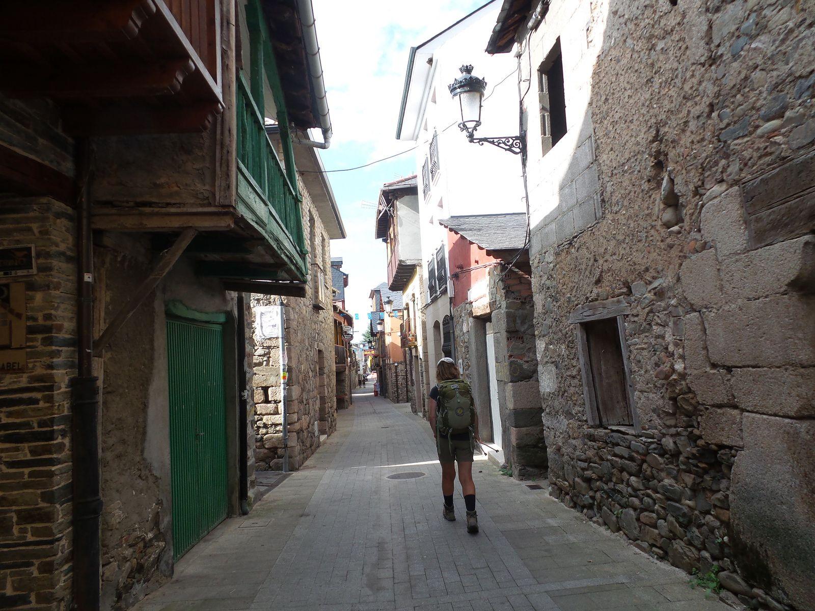 Bonne descente jusqu'à Molinaseca