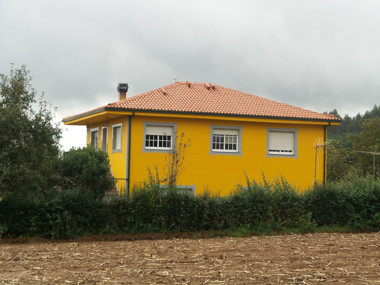 Compostelle - Arzua et Pedrouzo