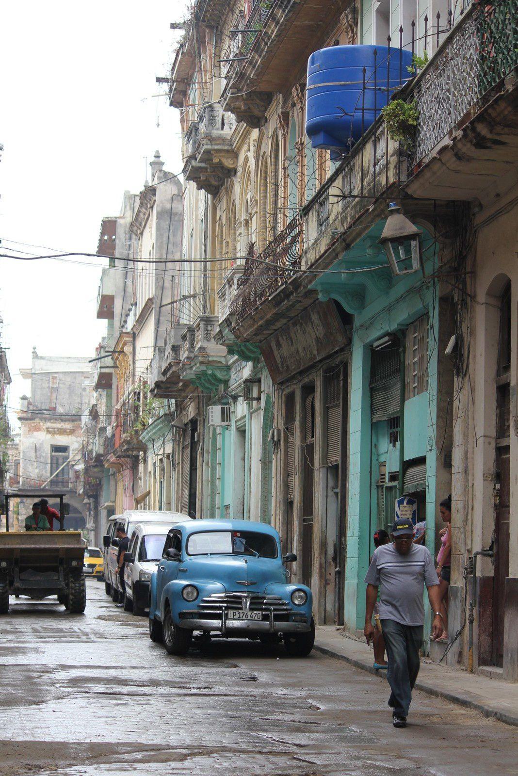 Cuba: Je découvre La Havane