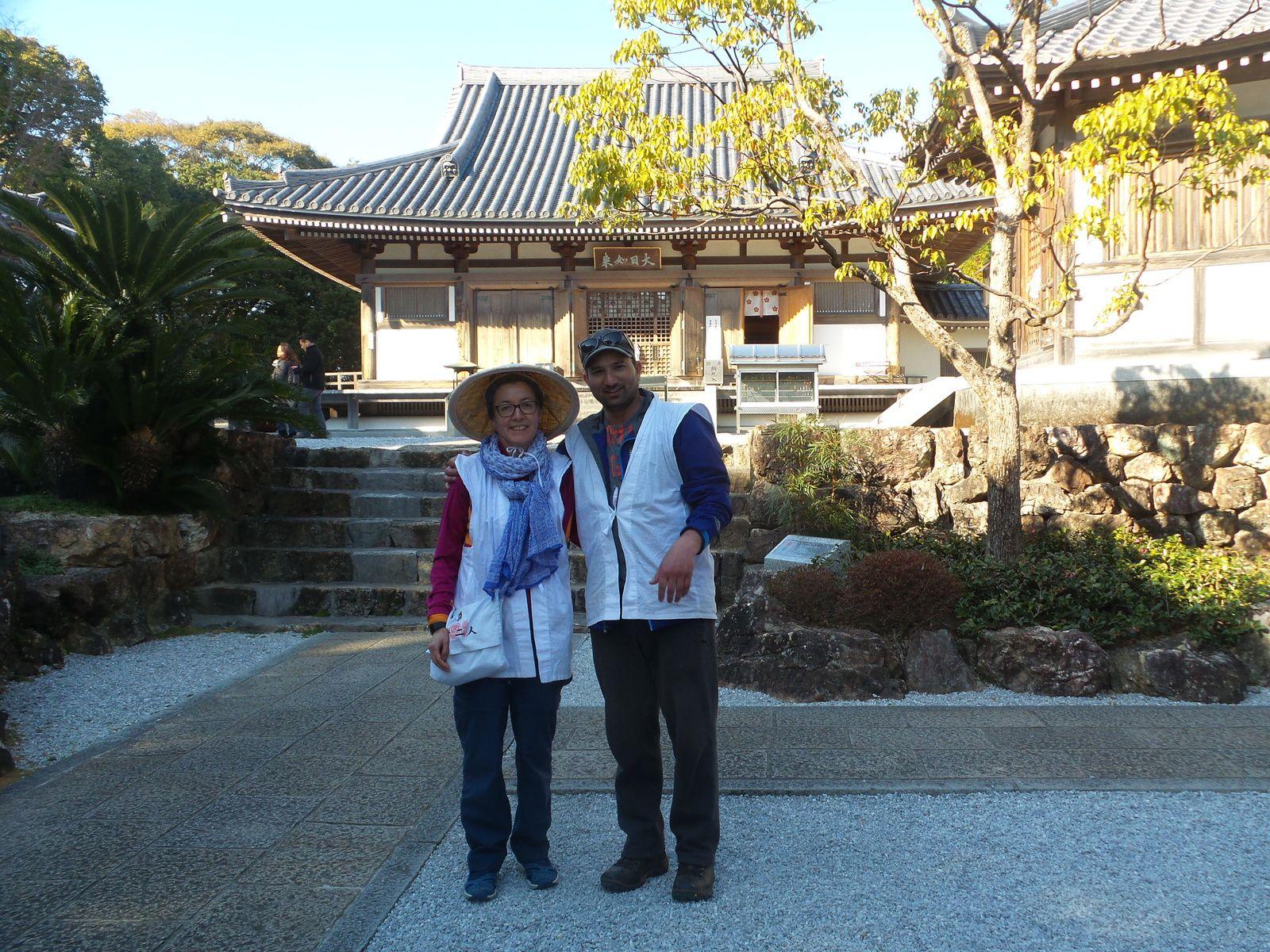 Au temple 28