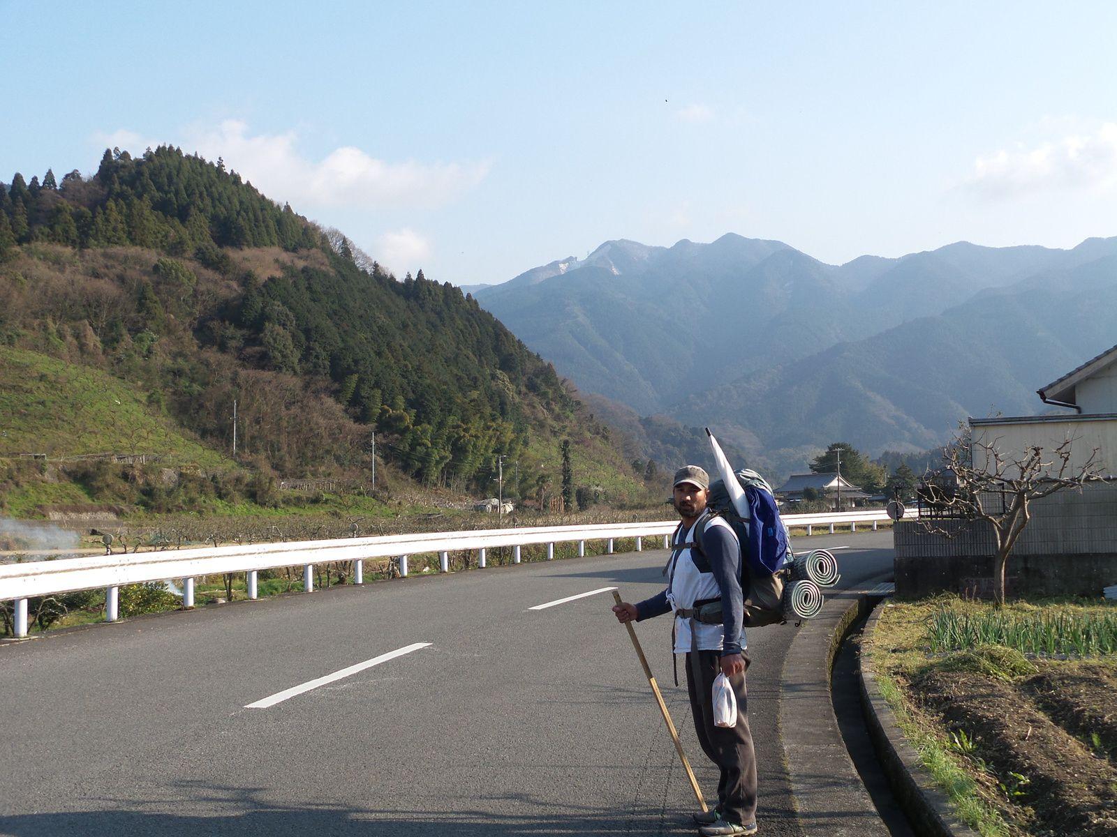 Une autre journée de plus de 30 km