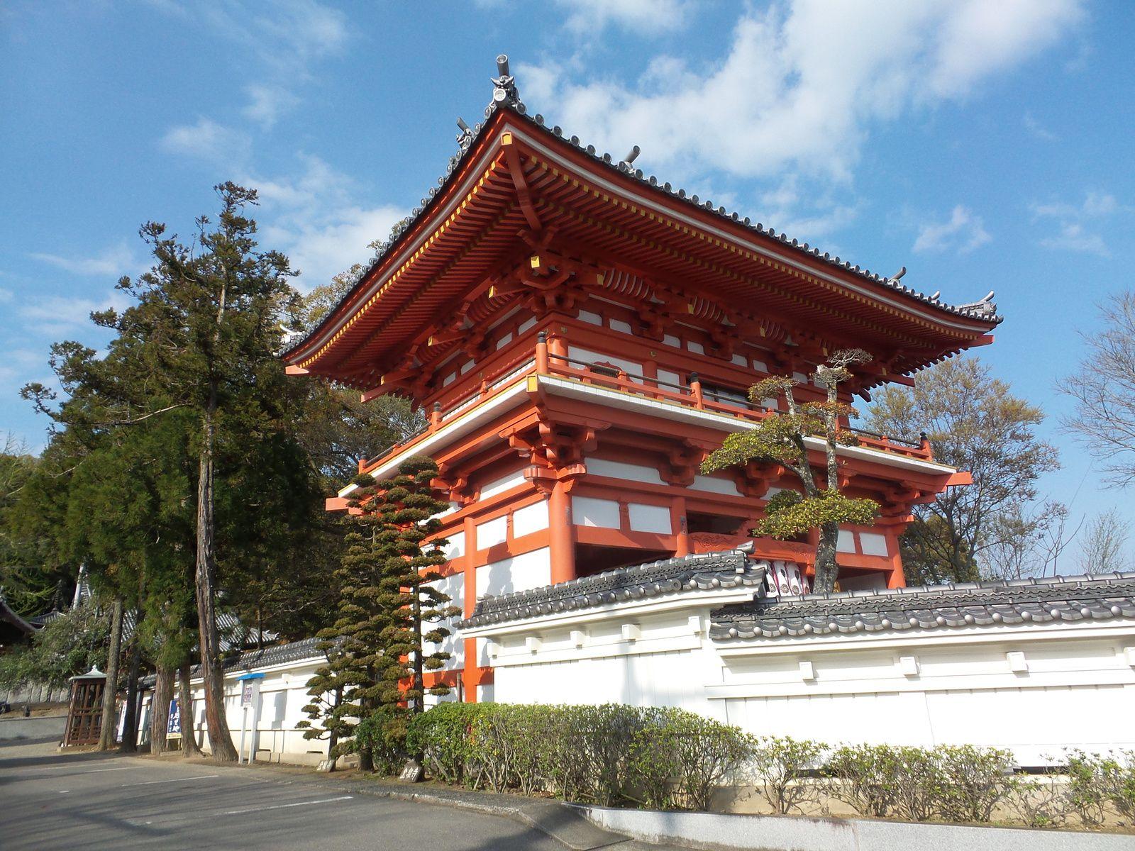 On ferme la boucle: retour au temple 1