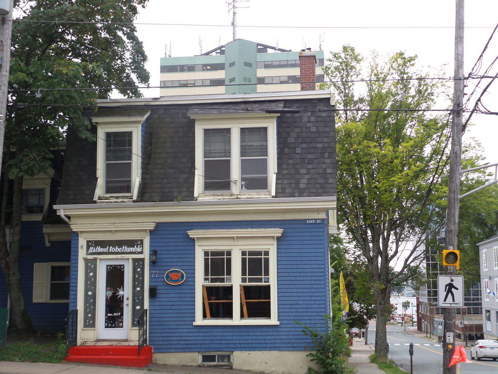Escapade en Nouvelle-Écosse à Halifax