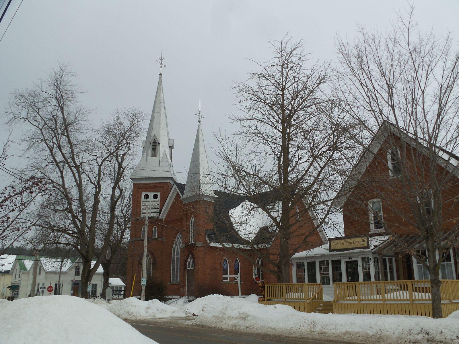 Life is good au village de Westport, Ontario - Réjanne