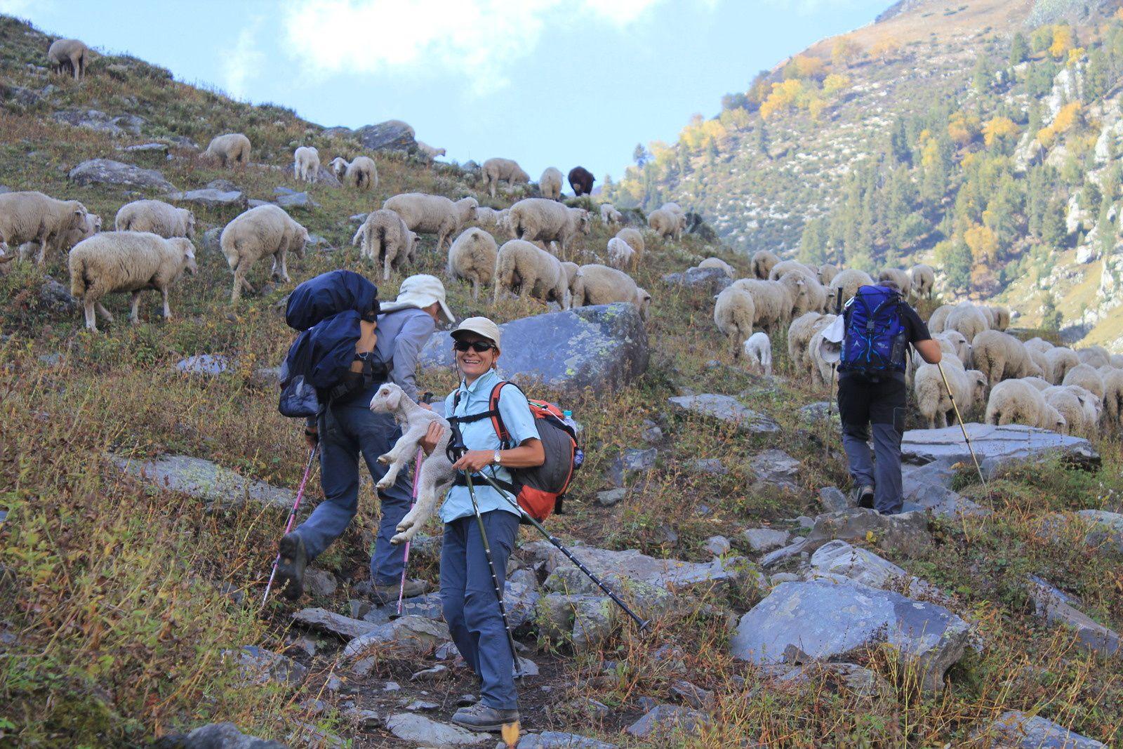 2013 Trek Bara Bhangal - Jour 9