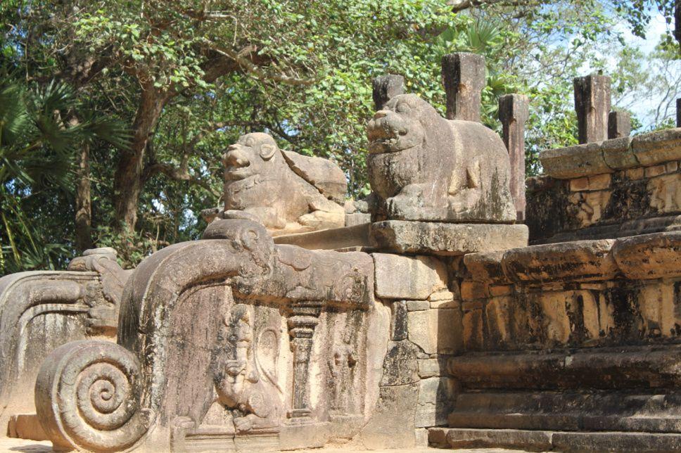 Visite culturelle ancienne ville de Polonnaruwa Jour 7