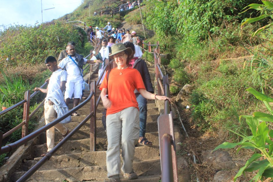 Pèlerinage de Adam's peak Jour 13