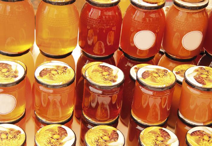 DGCCRF Règlementation miel, Etiquetage