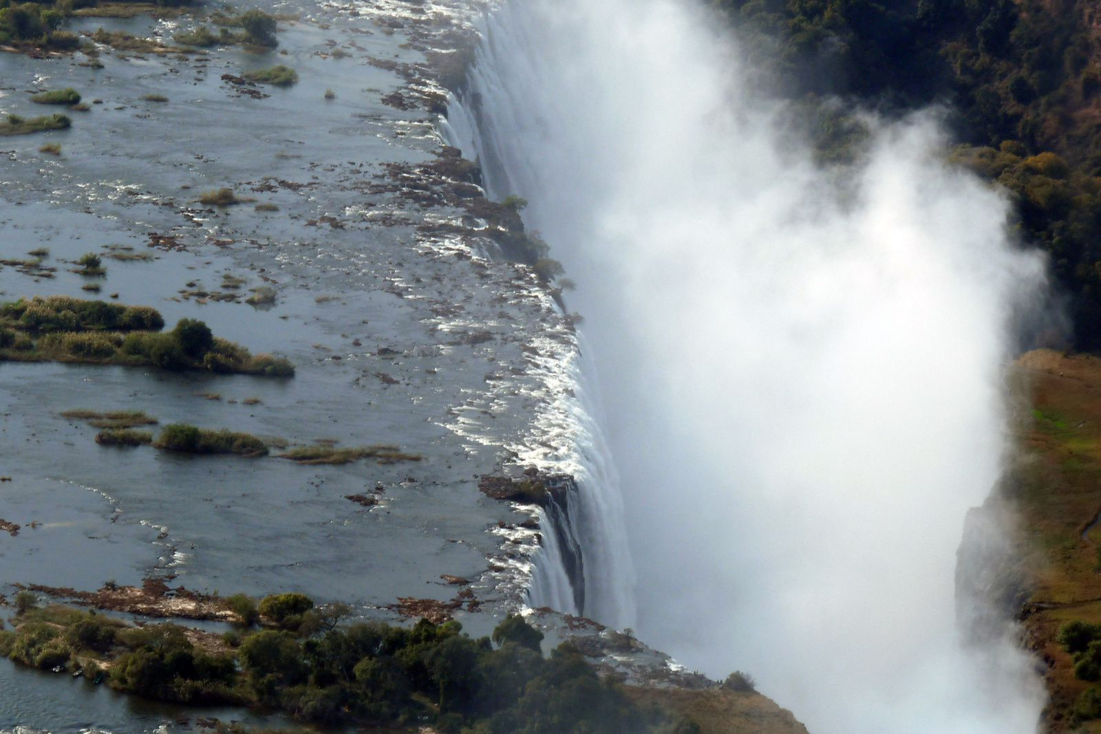 ZIMBABWE - BOTSWANA - ZAMBIE