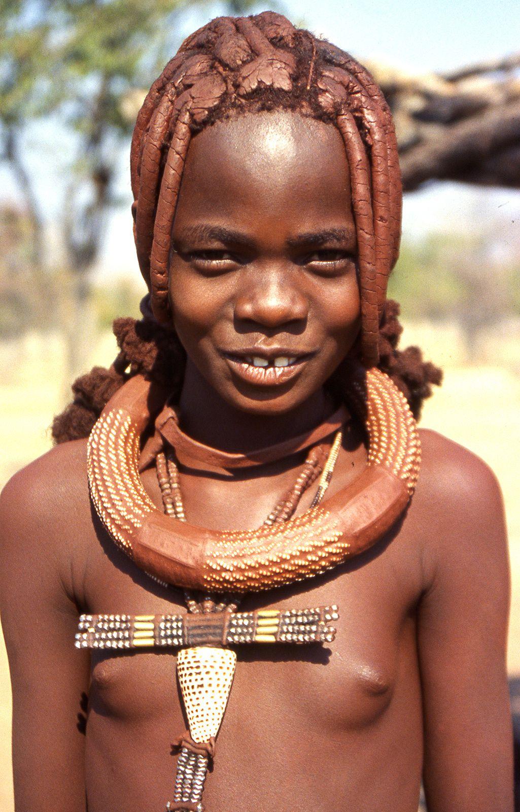 HIMBAS, peuple de NAMIBIE