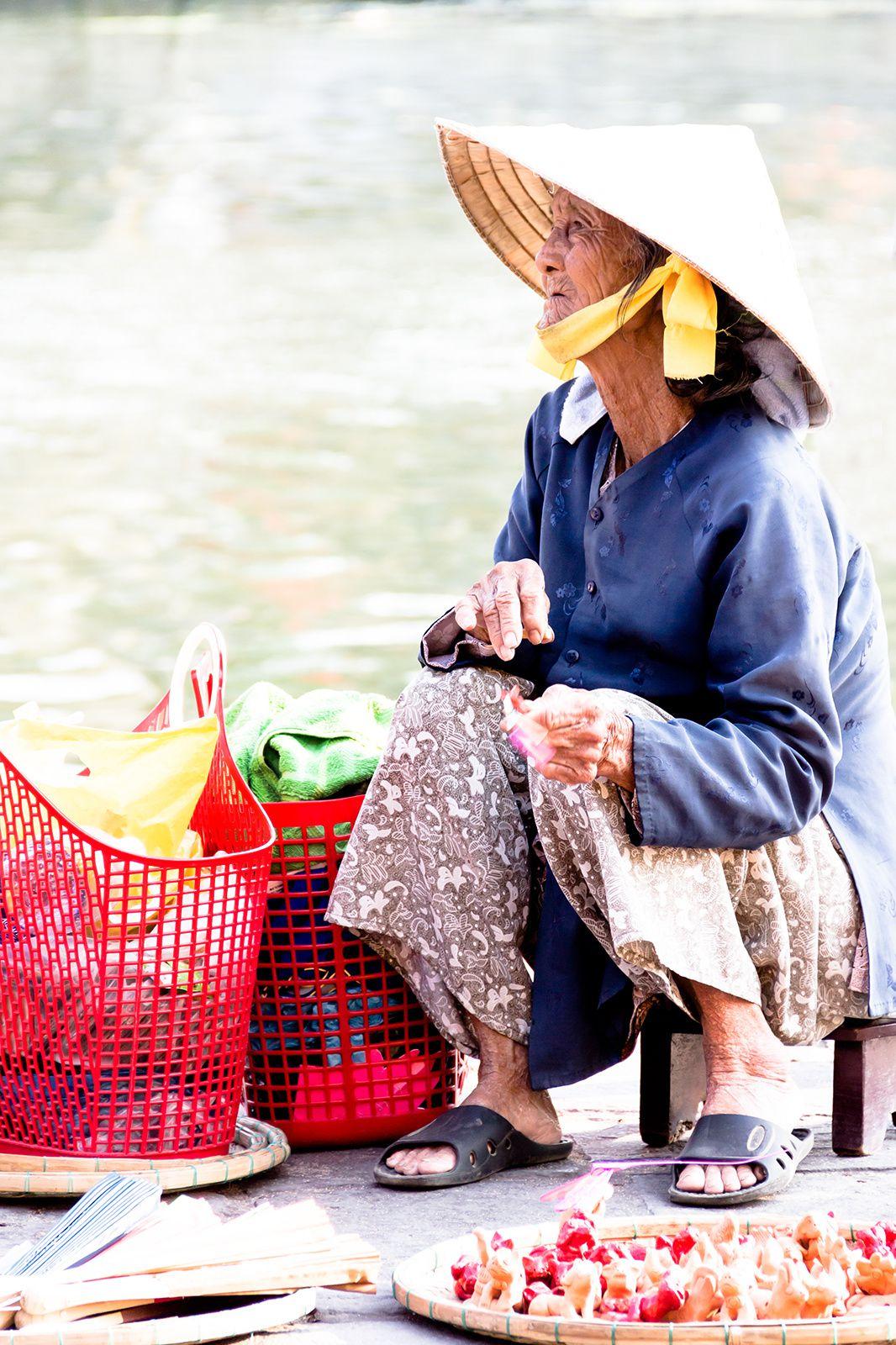 VIETNAM - portraits