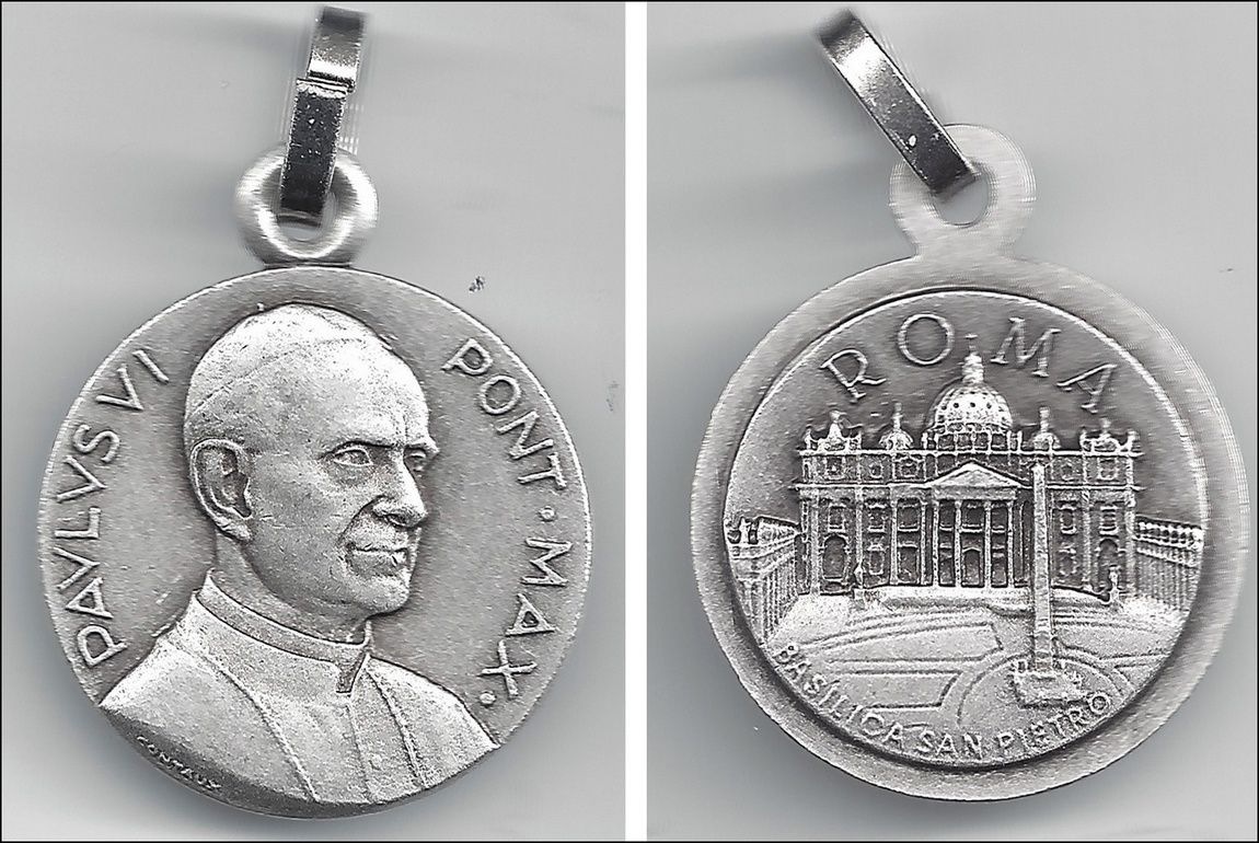 Médaille Paul VI et pèlerinage à Garabandal (association St Christophe)