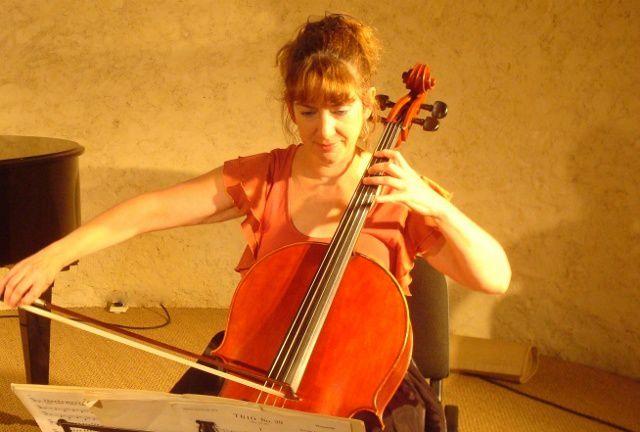 Christine Mourlevat-Brunschwig Violoncelle