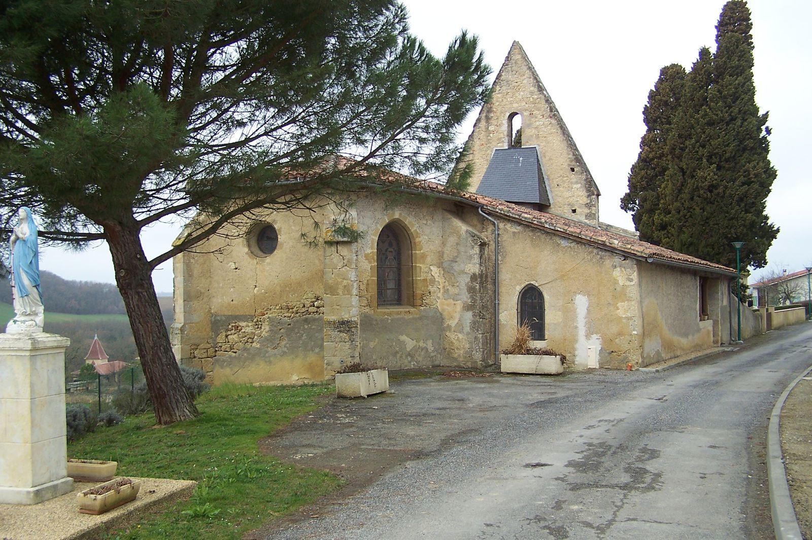 l' église Saint Blaise