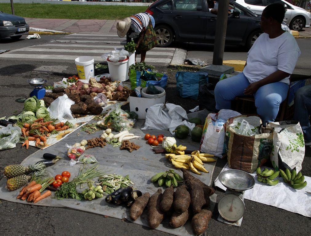 Marché de Pointe à Pitre (Guadeloupe)
