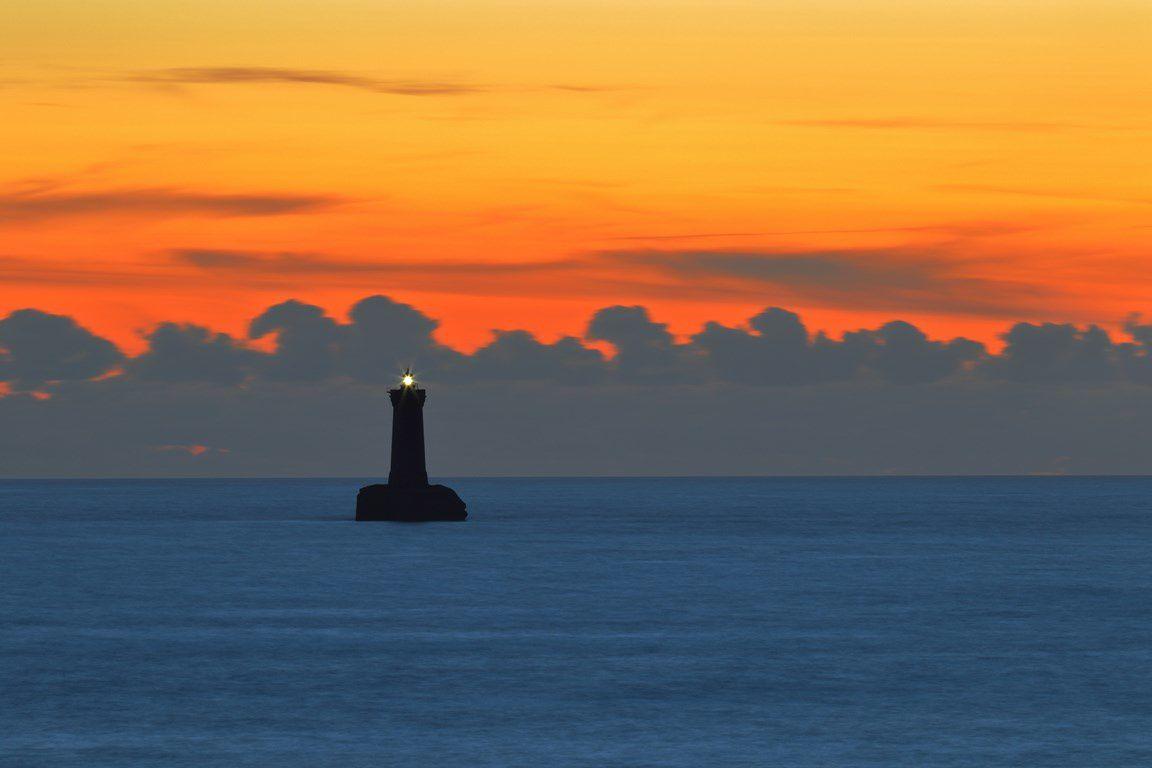 Lumières au coucher du soleil.... sur le Four.
