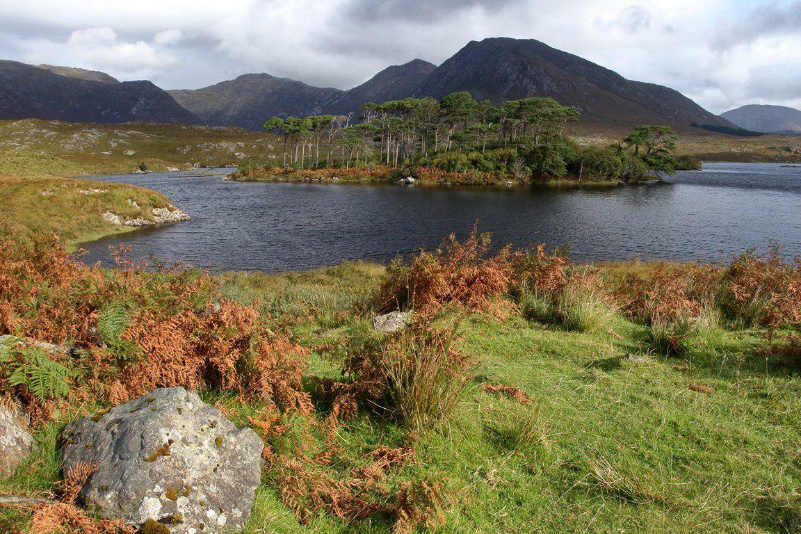 Paysages du Connemara...