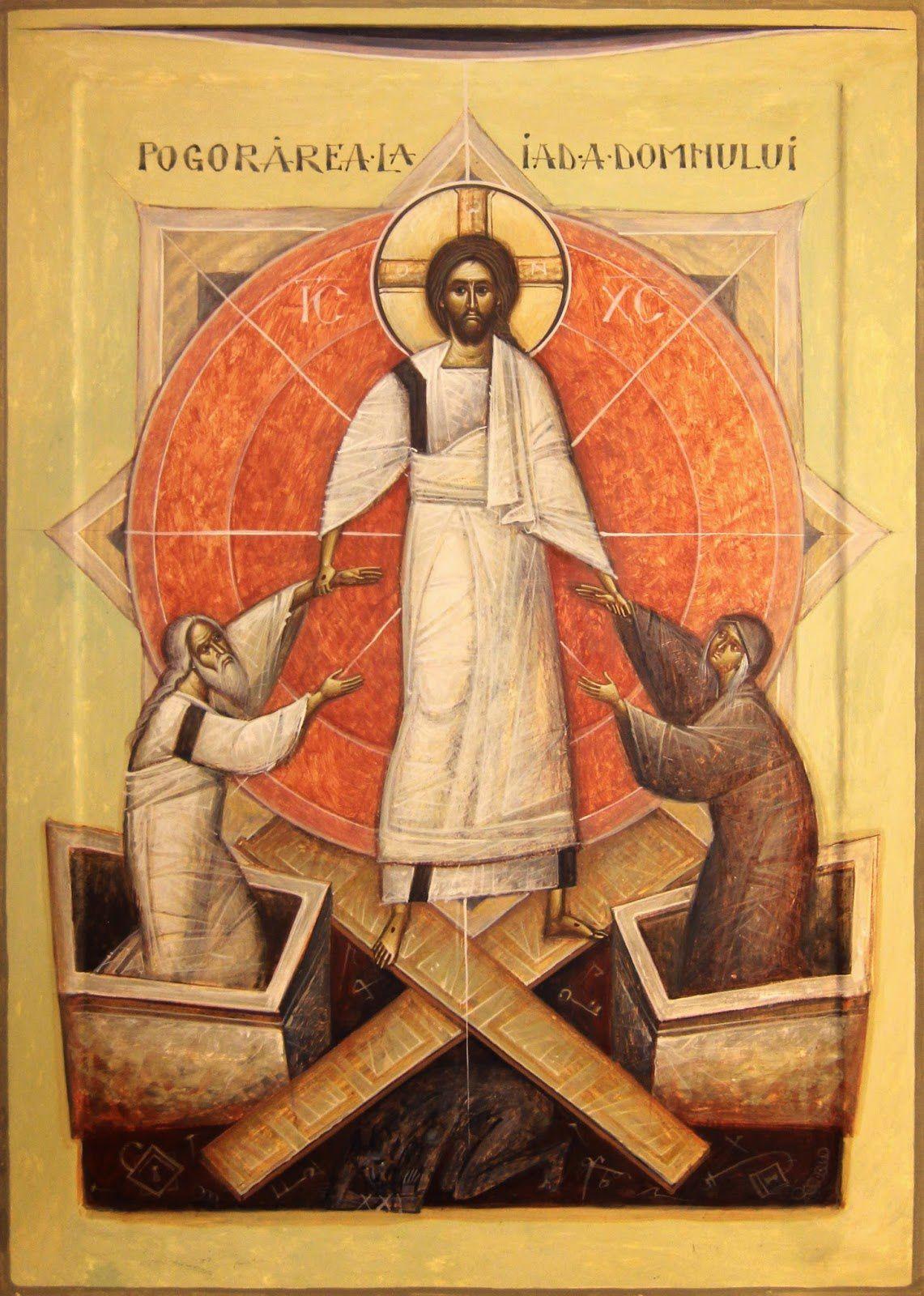 pogorarea la iad a Domnului