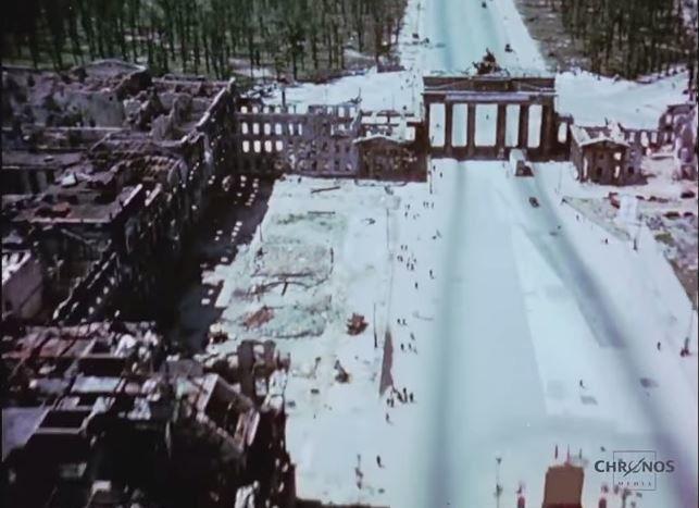 Entre cendres et résurrection (Berlin, juillet 1945)