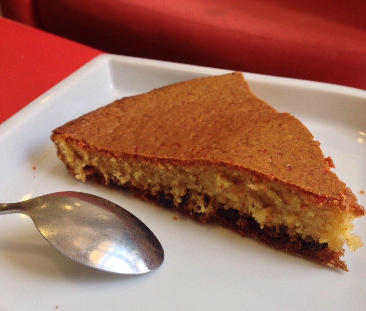 Gâteau à l'huile d'olive et Purevia