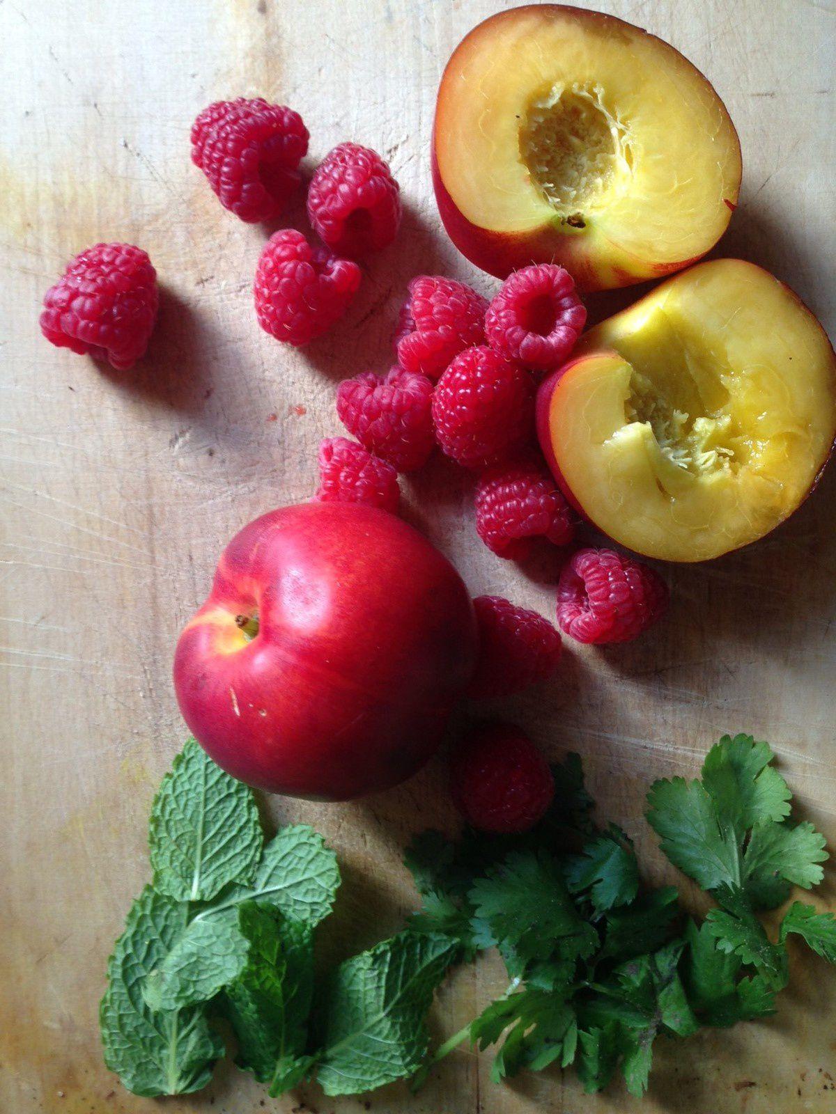 Salade de fruits d'été fraich'attitude