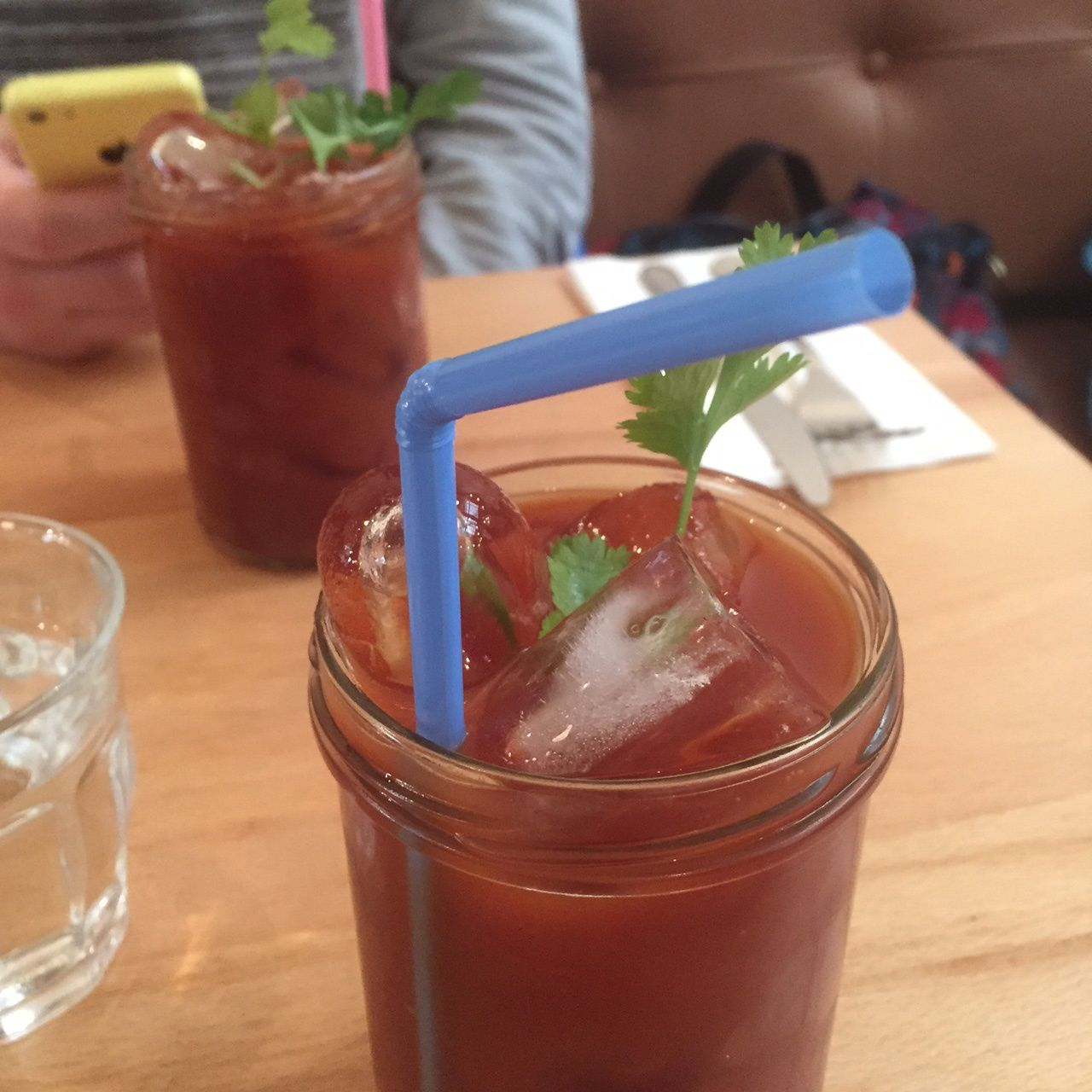 Le fameux bloody mary
