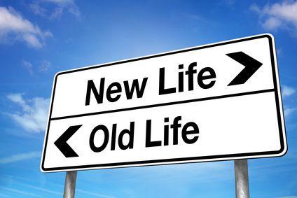 Je prépare ma nouvelle vie ...