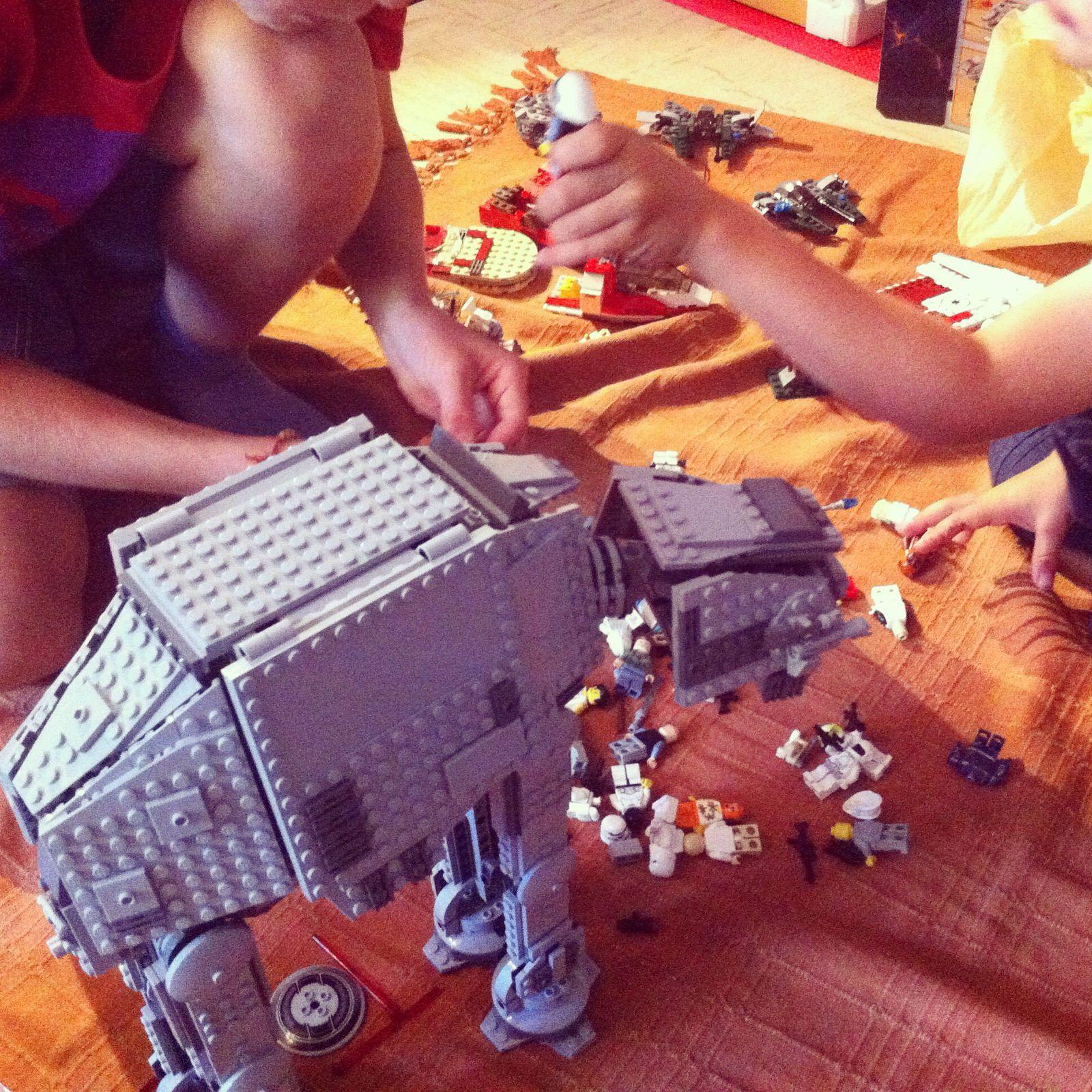 Lego AT-AT