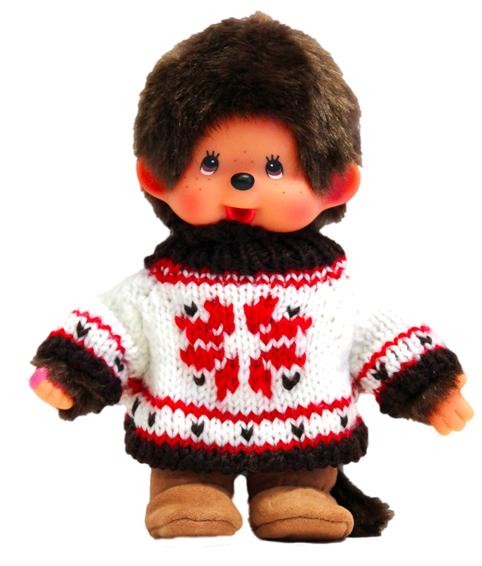 Monchhichi Pôle Nord, Monchhichi Déco de Noël, Monchhichi Infirmière et son bébé, Monchhichi Maman et son bébé.