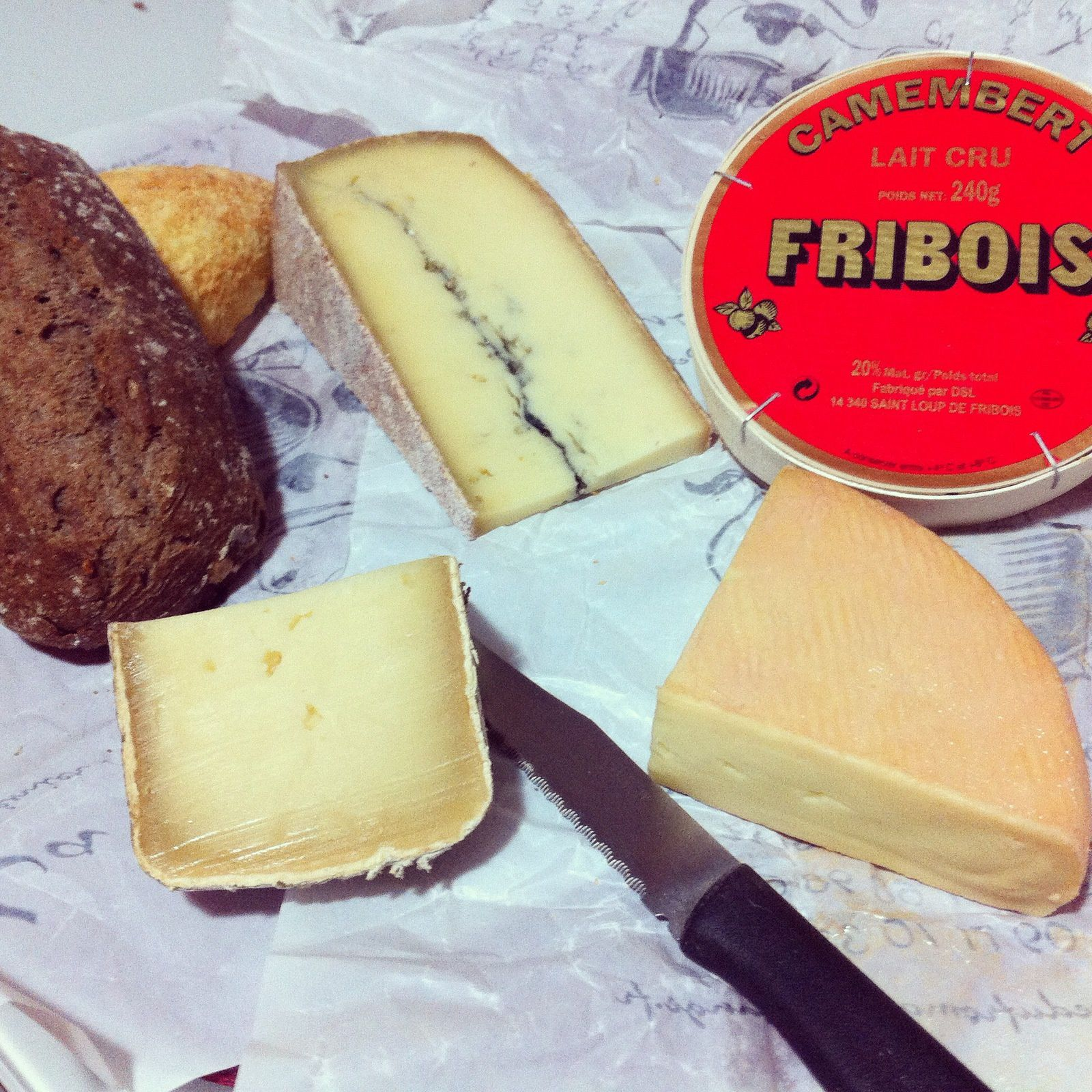 La box du fromager / Vineabox