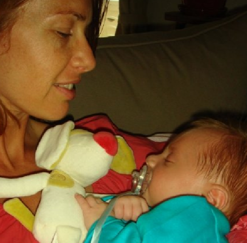 Maman j'étais comment avant d'être petit ?