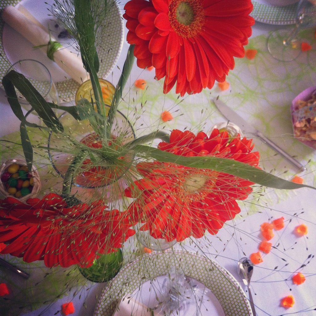 Sweet Table Printemps - Déco table anniversaire thème Printemps