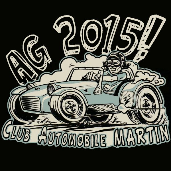 AG du Club Automobile Martin
