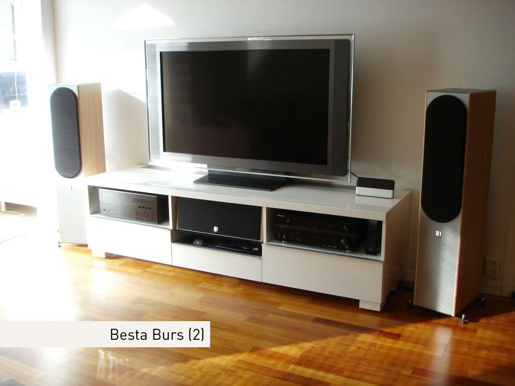 album 13 ikea hacker s rie 2 trucs et astuces pour besta billy kallax expedit. Black Bedroom Furniture Sets. Home Design Ideas