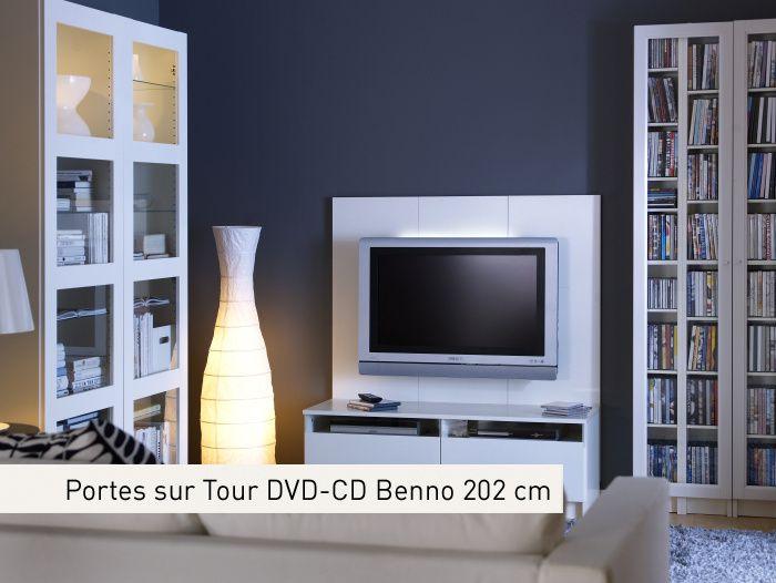 Album - 13 -  Ikea Hacker (série 2) trucs et astuces pour Besta, Billy, Kallax (Expedit), réalisations clients.