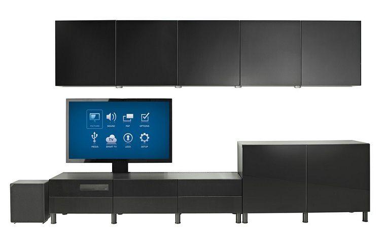 Album - 3 - Uppleva Solutions TV &amp&#x3B; audiovidéo intégrées (IKEA 2012)