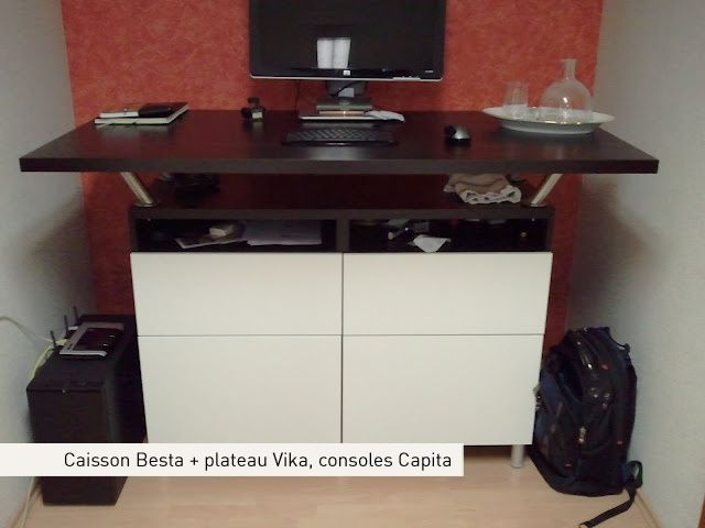 album 12 ikea hacker trucs et astuces pour besta billy kallax expedit r alisations. Black Bedroom Furniture Sets. Home Design Ideas