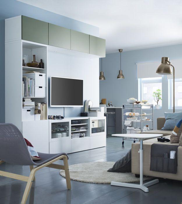 Album - 21 - Les dernières tendances autour de Besta, la célèbre gamme de chez IKEA...