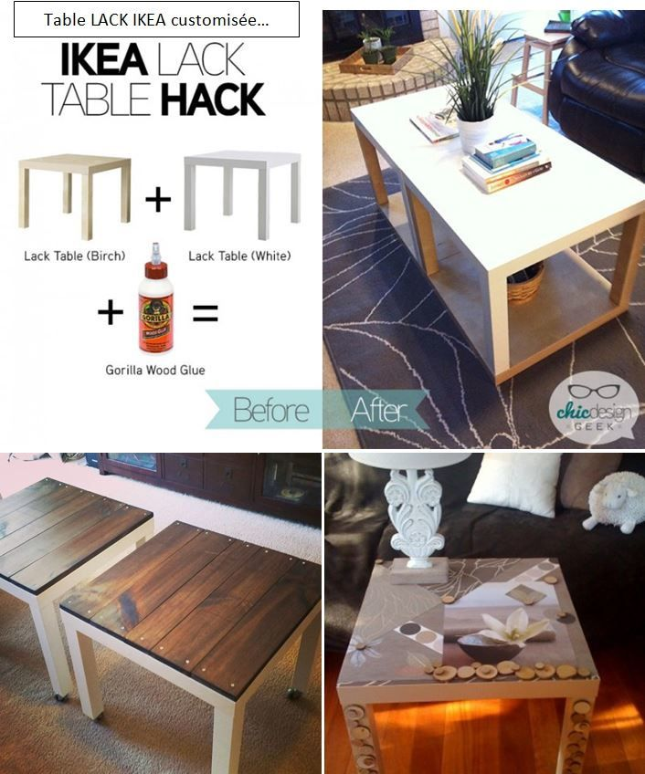 table basse ikea hacker. Black Bedroom Furniture Sets. Home Design Ideas