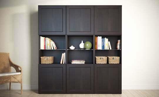 Album - 8 - Photos catalogues IKEA Bibliothèques Billy, Besta, Kallax (Expedit), Hemnes...