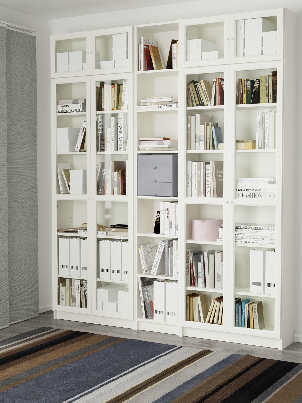 Album - 7 - Billy, la célèbre bibliothèque d'Ikea, découvrez les plus belles photos...
