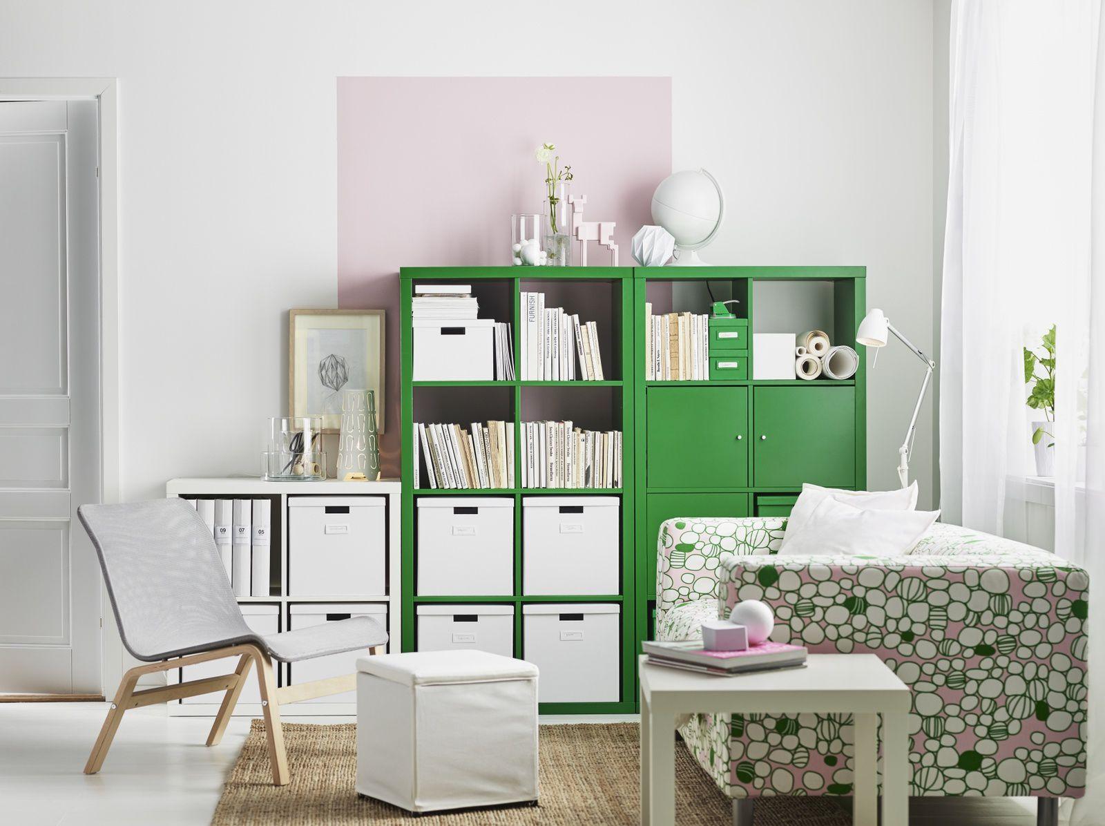 Album - 8 - Photos catalogues IKEA Bibliothèques Besta, Kallax (Expedit), Hemnes...