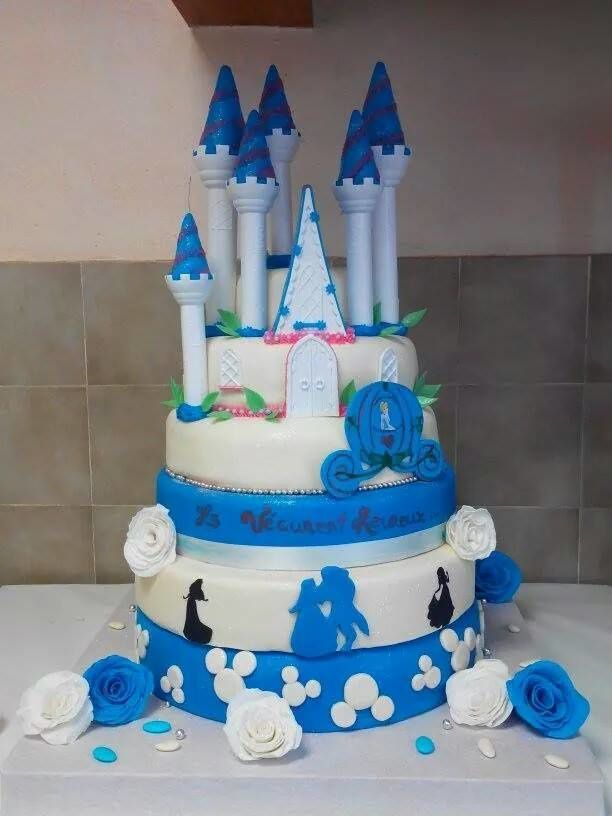 Suite a fin projet weeding cake disney