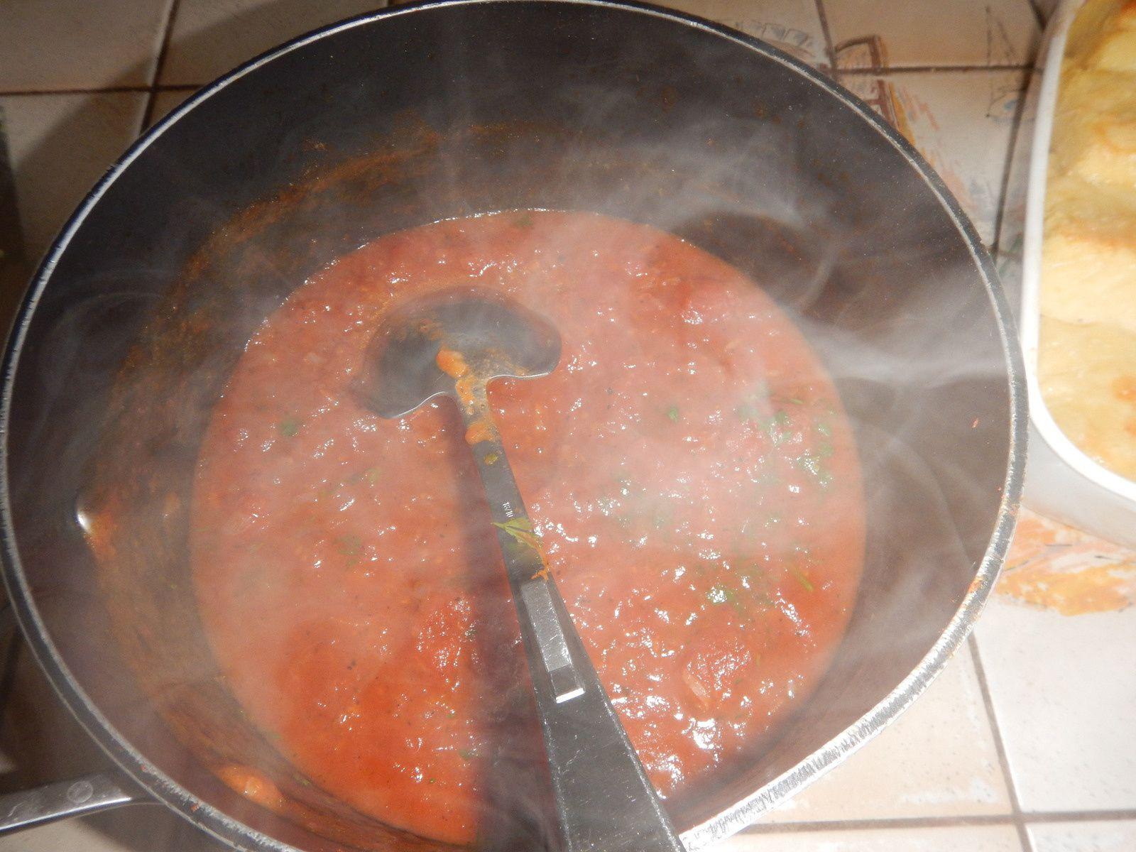 Gnocchi à la Romaine (photo perso)