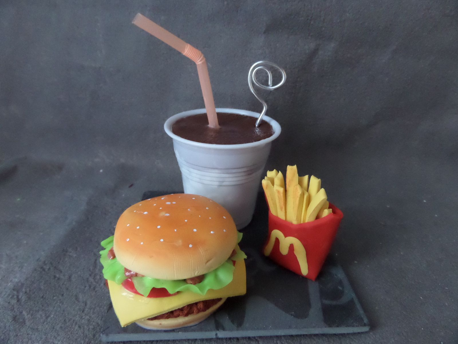 Fast food pour atelier ados !