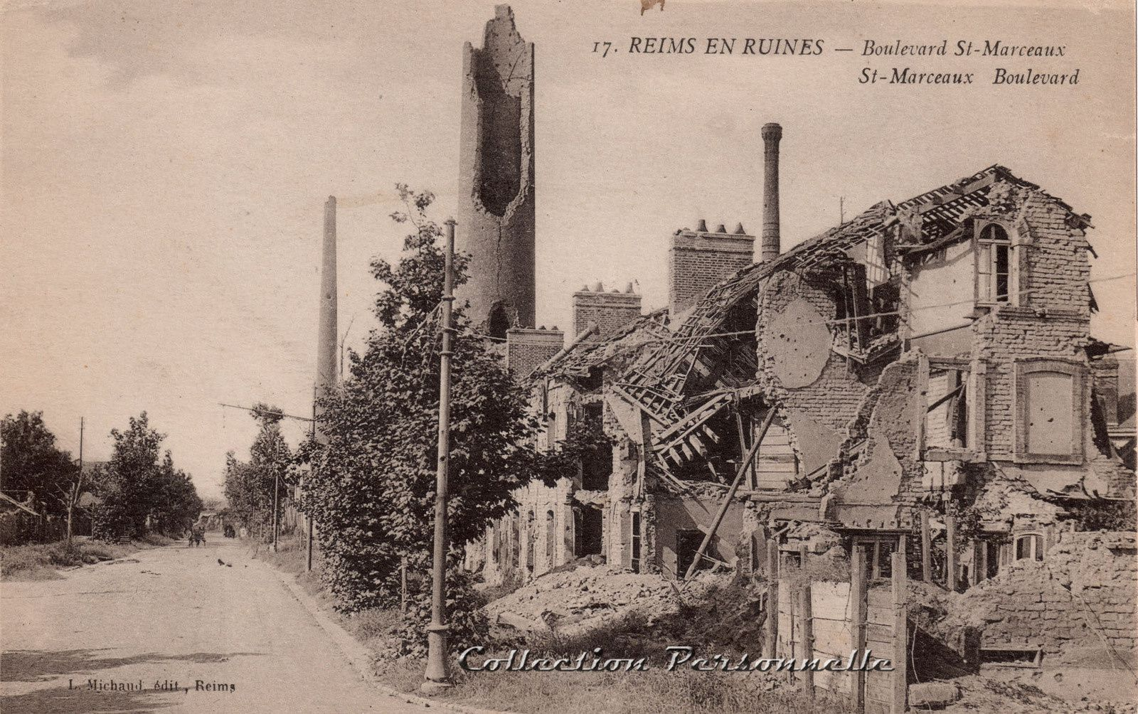 L.Michaud. édit, Reims