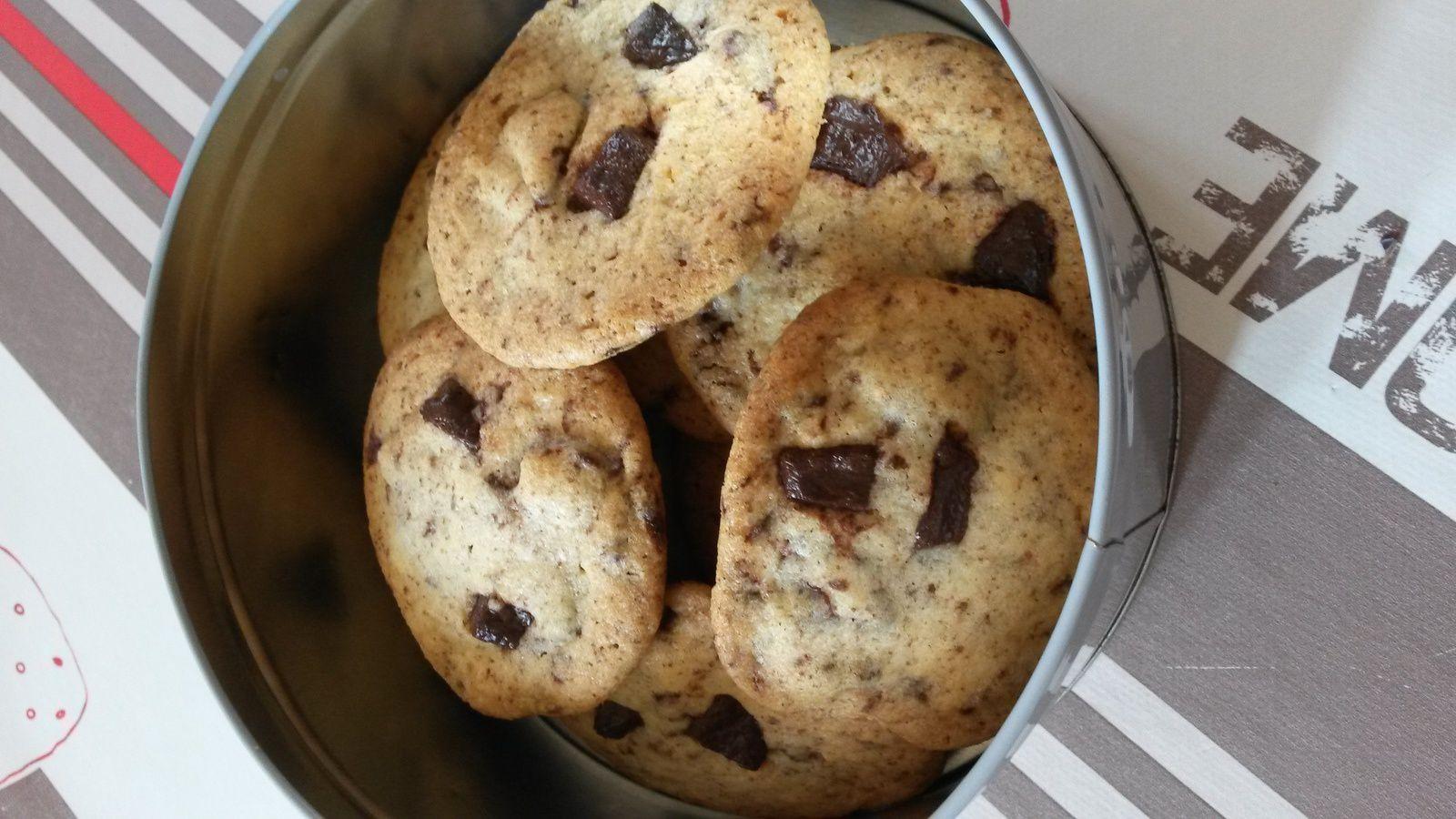 Les cookies des amis ! Culino Versions Mai