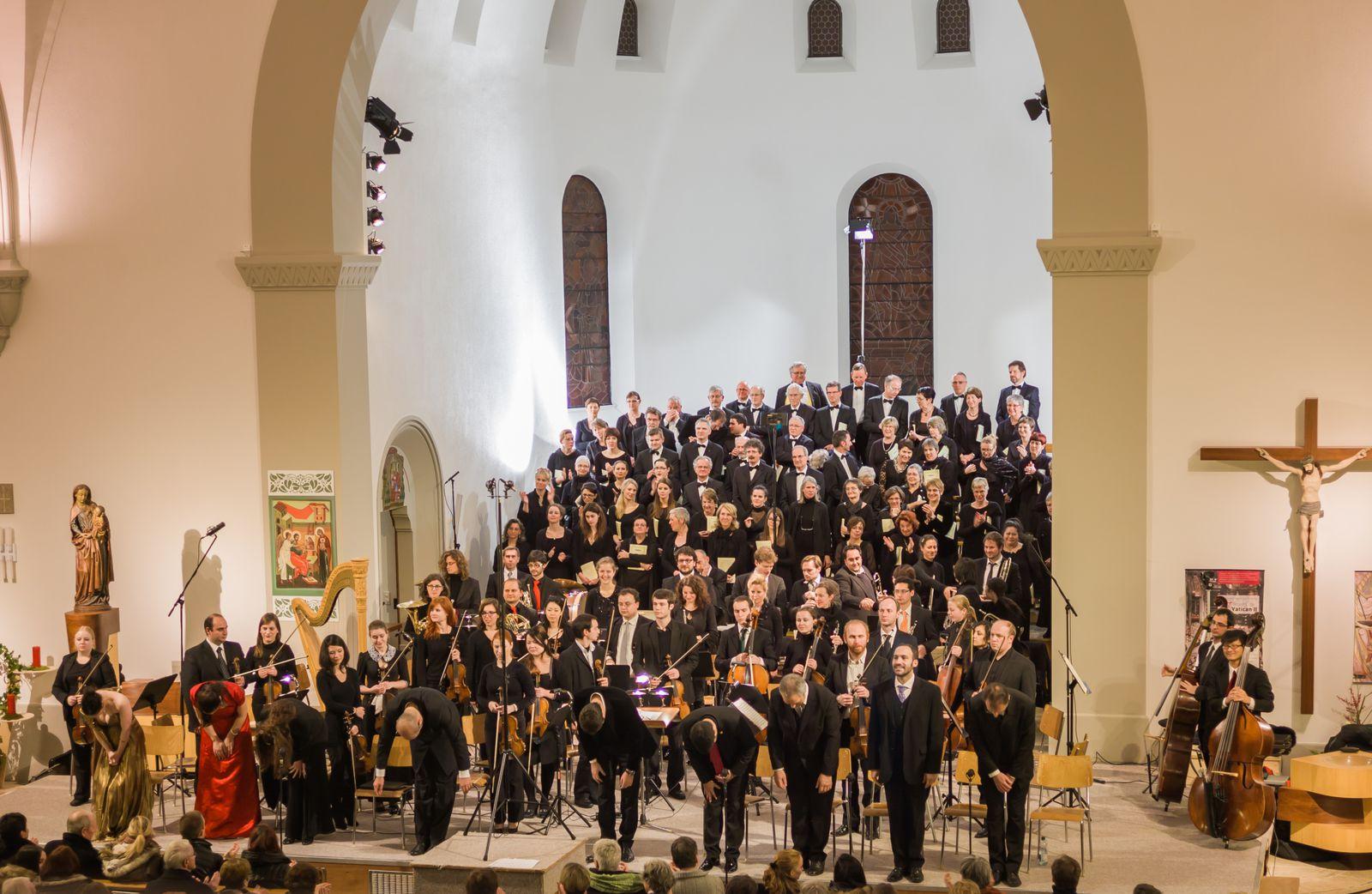 Concert de l'avent à Villars-sur-Glâne