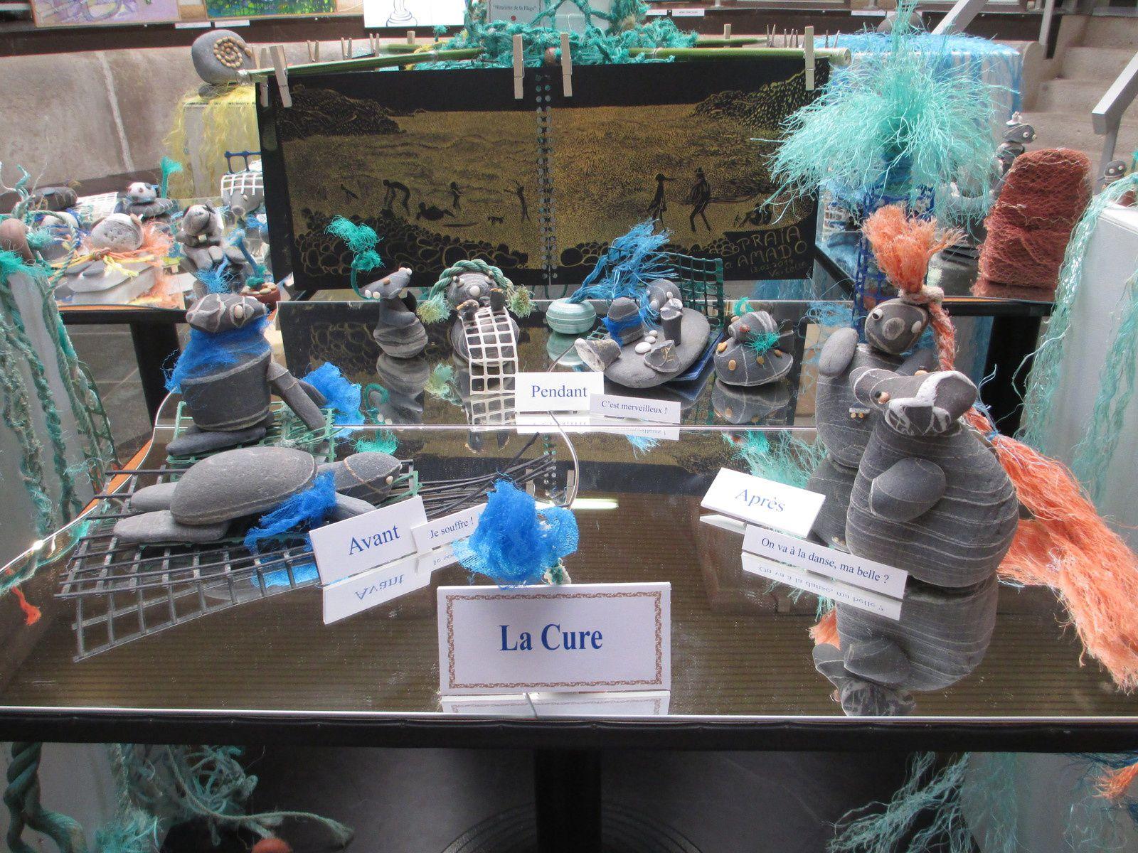 """""""La Cure"""" montrent des curistes avant, pendant et après la Cure"""